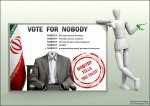 vote for nobody by iman nabavi