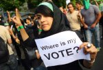 iran elections online